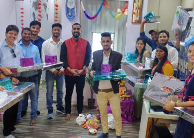 Diwali Celebration (2019)